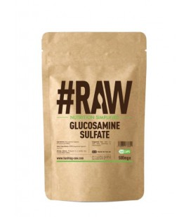 RAW Glucosamine Sulfate 500mg 240caps