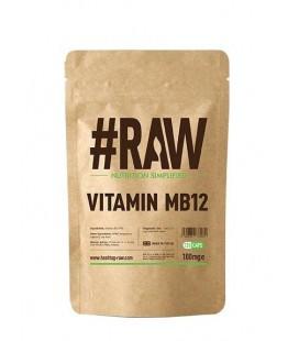 RAW Vitamin MB12 Methylcobalamin 1mg 120caps