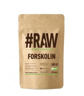 RAW Forskolin 250mg 120caps