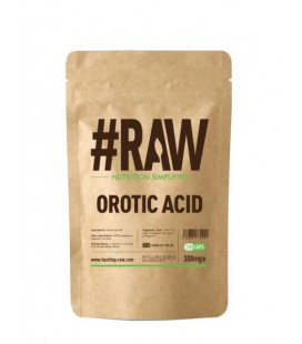 RAW Orotic Acid 300mg 120caps