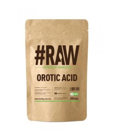 RAW Orotic Acid 300mg 120caps