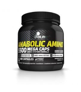 Olimp Anabolic Amino 5500 Mega Caps 400kap
