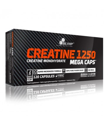 Olimp Creatine Mega Caps 120kap