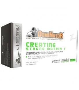 Olimp Dominator Creatine Strong Matrix 7 120kap