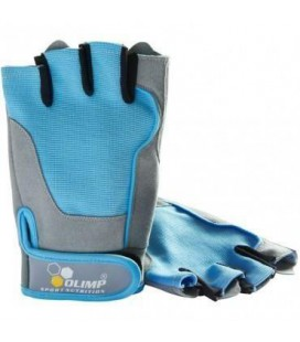 Olimp Rękawice treningowe fitness one blue