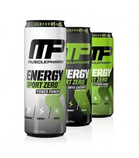 Musclepharm Zero Energy Sport Drink 355ml