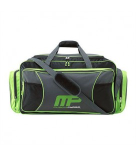 Musclepharm Duffle Bag Logo MP - Black/Green