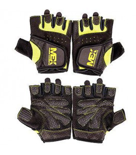 Mex W-FIT lime gloves