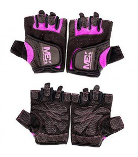Mex W-FIT purple gloves