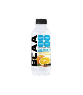 Real Pharm BCAA Drink 330ml - Orange