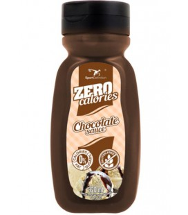 Sport Definition Sos ZERO 320ml Czekoladowy