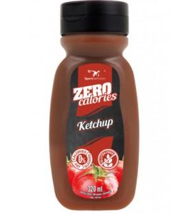 Sport Definition Sos ZERO 320ml Ketchup