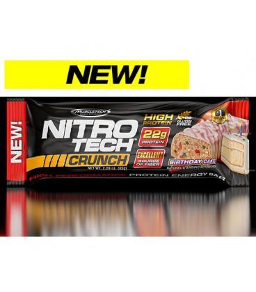 Muscletech Nitrotech Crunch Bar 65g