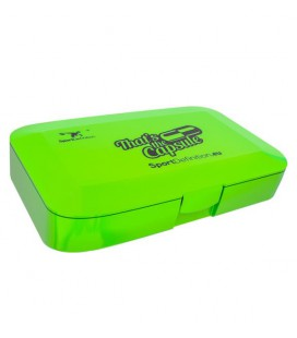 Sport Definition Pillbox Thats the capsule green
