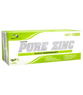 Sport Definition Pure Zinc 120kap