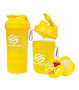 Smart Shake Original 600ml neon yellow
