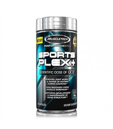 Muscletech Sports Plex Plus 60tabs