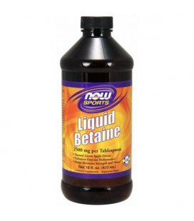 NOW FOODS BETAINE LIQUID 473ml