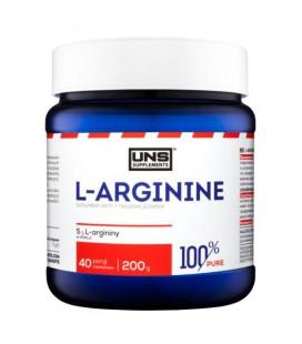UNS L- ARGININE PURE 200g