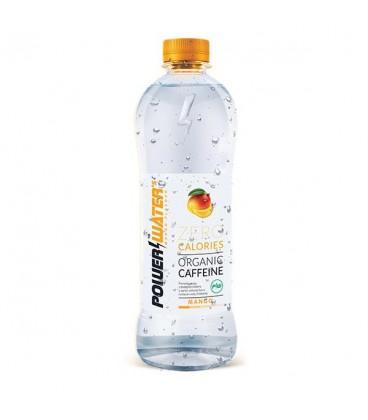 Power Water's Mango Organic CAFFEINE 500ml