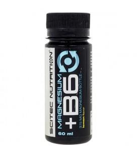 Scitec Magnesium + B6 Shot 60ml