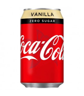Coca Cola Vanilla ZERO 330ml