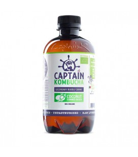 Captain Kombucha Coconut Summer 400ml