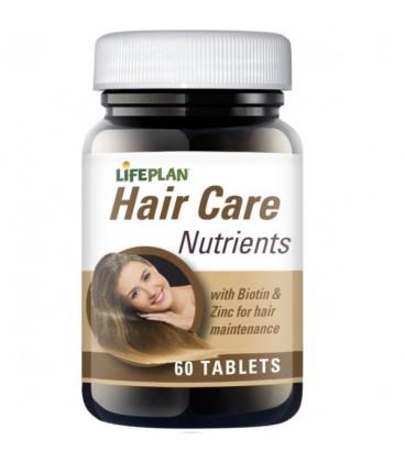 Lifeplan Haircare Nutrients 60tab