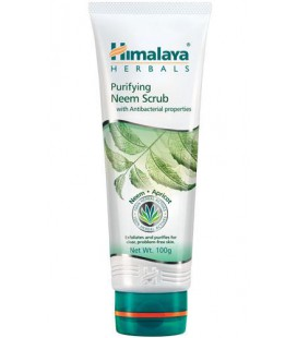 Himalaya Herbal Purifying Neem Scrub 75ml