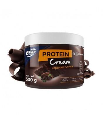 6PAK Protein Cream 500g