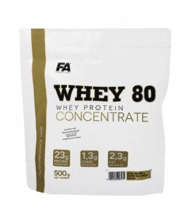 FA Performance Whey 80 500g