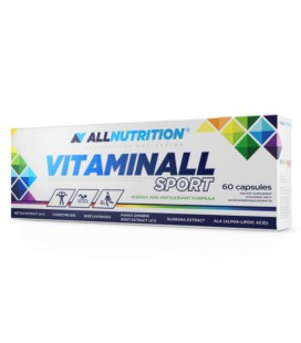 ALLNUTRITION Vitaminall Sport 60 kapsułek