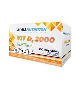 ALLNUTRITION D3 2000 60 kapsułek