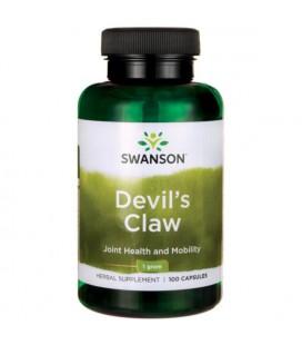 Swanson Devil's Claw 1000mg 100caps