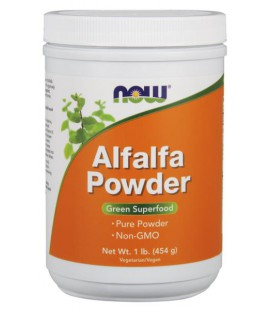 NOW FOODS ALFALFA POWDER 454g