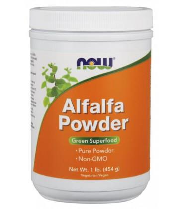 NOW FOODS ALFALFA POWDER 454g