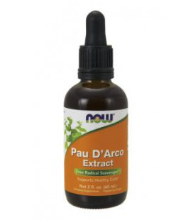 NOW FOODS Pau D'Arco Extract 60ml