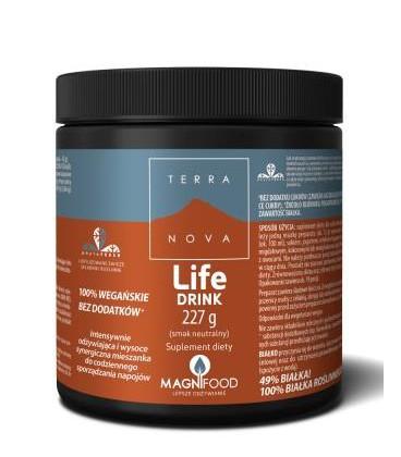 TERRANOVA LIFE DRINK 227g Pure