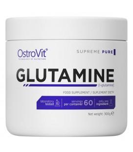 Ostrovit Supreme Pure Glutamine 300g bezsmakowe