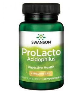 Swanson ProLacto Acidophilus 60Vcaps