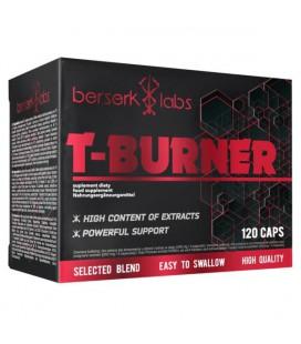 Berserk Labs T-Burner 120 kapsułek