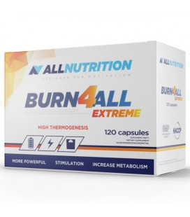 ALLNUTRITION Burn 4 All Extreme New 120 kapsułek