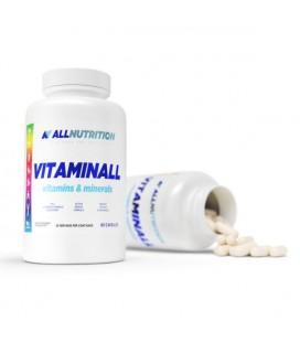 ALLNUTRITION Vitaminall Vitamin & Minerals 60 kapsułek