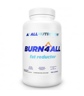ALLNUTRITION Burn4all Fat Reductor 100kapsułek