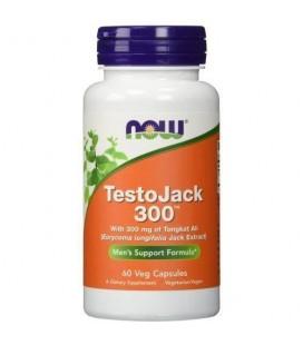 NOW TestoJack 300 60caps