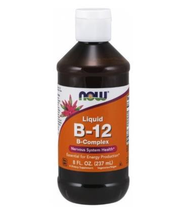 NOW B-12 Liquid B-Complex 237ml