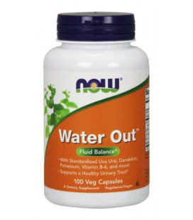 NOW FOODS WATER-OUT 100 VCAPS