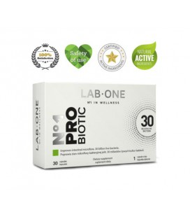 Lab One ProBiotic 30kapsułek
