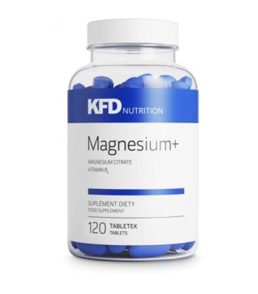 KFD Magnesium+ - 120 tabletek