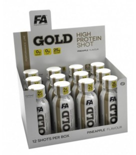 FA Gold High Protein Shot 120ml